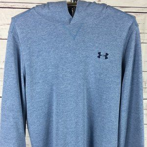 UNDER ARMOR COLD GEAR HOODIE SIZE LARGE